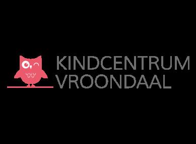 Logo kindcentrum Vroondaal