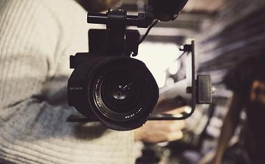 Mediatraining met camera