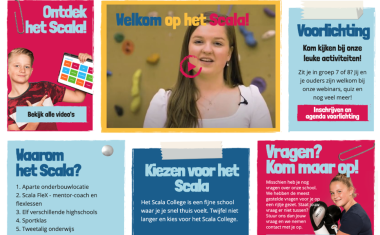 Een 'extra' website is het perfecte wervingsmiddel