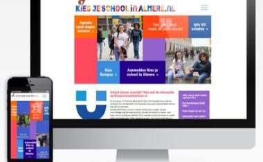 Van PO naar VO: Almere kiest voor gezamenlijke voorlichtingscampagne