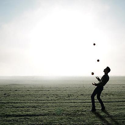 Nieuwbouw betekent jongleren