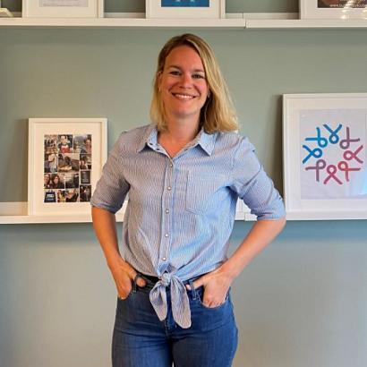 Onze nieuwe adviseur Tessa Verdegaal