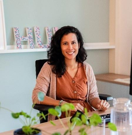 Leer Huis Communicatie kennen: teamlid Karin Wangko